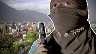 Cara a cara con secuestradores en Venezuela