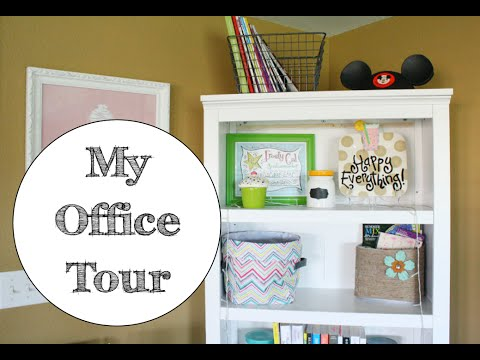 My Office Tour!