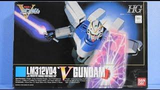 思い出レビュー集 #プラモデル解説 #プラモデル考察 思い出のガンプラキットレビュー集 No.498 ☆ 機動戦士Vガンダム 1/100 Vガンダム Gundam...