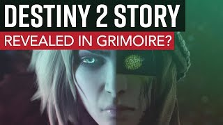 Destiny 2 Story & Campaign Revealed in Age of Triumph Grimoire?