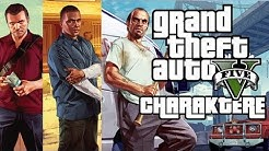 GTA 5 - Die Charaktere (Gameplay)