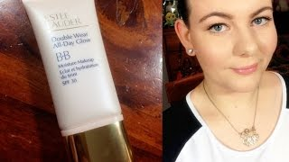 REVIEW | Estee Lauder Double Wear All Day Glow BB Cream Makeup