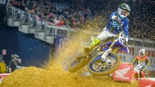 Dirt Shark - 2018 Houston Supercross