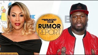 Vivica Fox Says Sex Life With 50 Cent Was