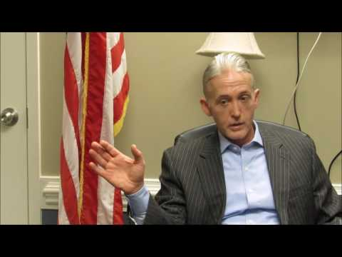 CR Interviews #10: Trey Gowdy
