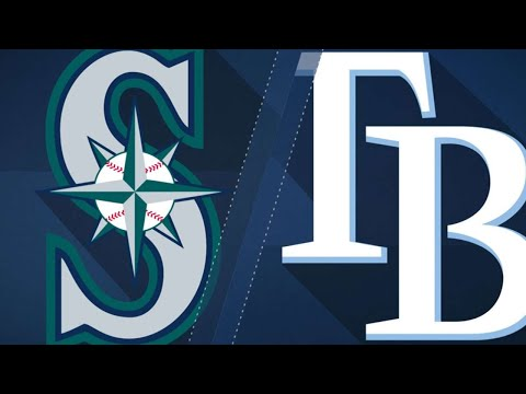 8/18/17: Ramirez stifles Rays as Mariners win, 7-1