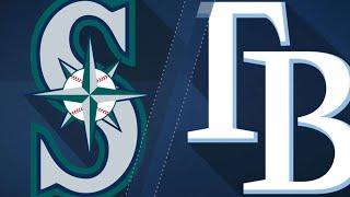 8/18/17: Ramirez stifles Rays as Mariners win, 7-1