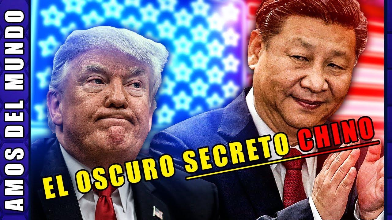???? El Arma Secreta de DONALD TRUMP y CHINA | ¿Que Pasará en OCTUBRE? [REVELADO]