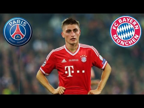 BAYERN MUNICH LINKED WITH VERRATTI! | TRANSFER NEWS