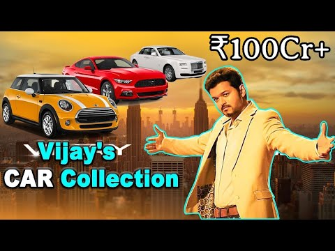 HOT🔥Actor Vijay Latest Car Collection😍 New Car ❓   Thalapathi 😱 Bigil Movie Review Tamil Trailer