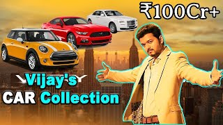 HOT🔥Actor Vijay Latest Car Collection😍 New Car❓ | Thalapathi verithanam 😱 Bigil in Tamil Trailer