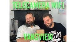 Wansview Q5 im Test - WLAN-Überwachungskamera mit