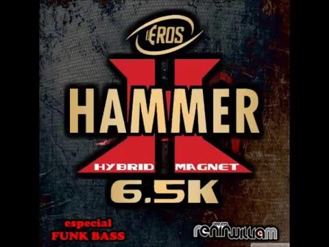 CD FUNK BASS 2016 - EROS HAMMER 6.5K - DJ Renin e DJ William