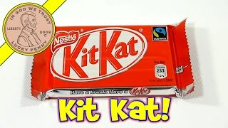 kit kat uk bar and kit kat usa bar comparing nestle chocolate bars