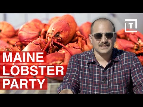How Maine Lobster Rolls || Food/Groups