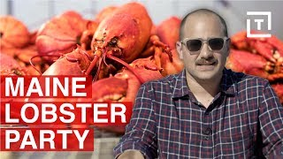How Maine Lobster Rolls || Food/Groups thumbnail