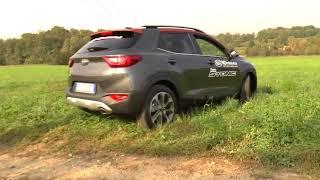 Новый Kia Stonic - альтернатива Hyundai Creta