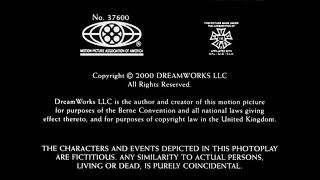 DreamWorks Pictures (2000)