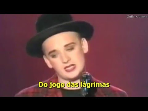 Boy George - Crying Game ( Jogo Das Lágrimas ) 1992