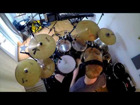 PBUG - Taste Of Freedom - Drum Cover