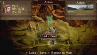 Dungeons And Dragons Tactics PSP Gameplay HD