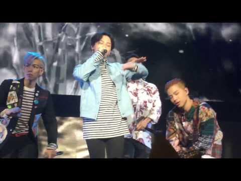 BIG BANG MADE VIP Tour in Honolulu Hawaii 10222016 - Bad Boy (Clip)