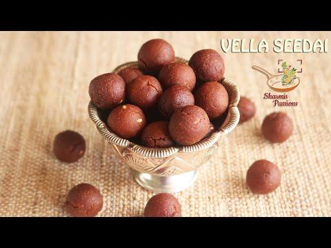 Vella Seedai Recipe | Sweet Seedai Recipe | Gokulashtami Recipes
