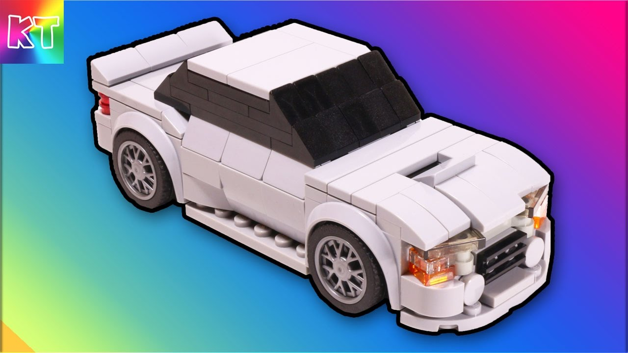 Lego Subaru Impreza WRX STI B22 Cars for Kids Speed Build Review     Lego Subaru Impreza WRX STI B22 Cars for Kids Speed Build Review