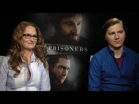 Melissa Leo & Paul Dano - Prisoners Interview at TIFF 2013 HD