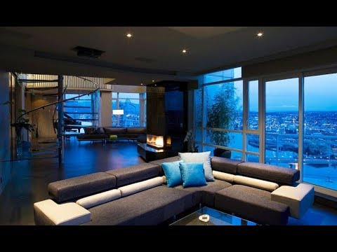 Stunning Penthouse in Vancouver by Feenstra Architecture | HD