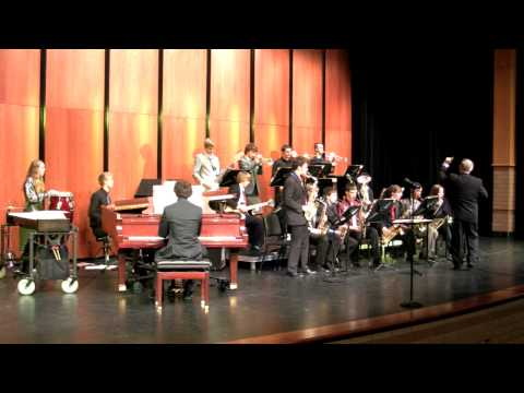 Everybody's Everything performed by 2012-2013 PLHS Jazz Band
