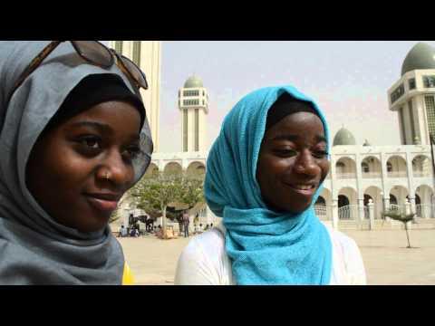 I AM MEDINA BAYE: American Sisters Visit Senegal West Africa