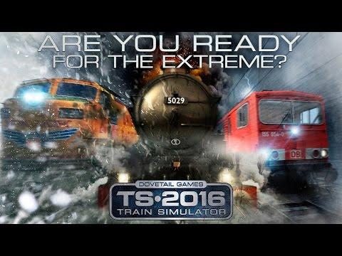 Train Simulator 2016 (первая часть) Как скачать. Где скачать