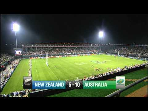 Women's RWC Sevens 2009: Australia v New Zealand Cup final from Dubai