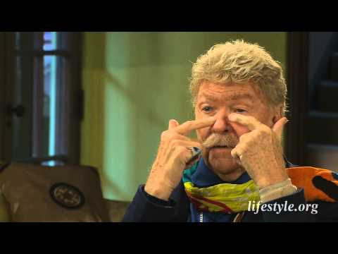 Rip Taylor tells the story of The Crying Comedian with Ruta Lee for Lifestyle Magazine