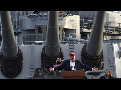 Trump Wants Many, Many Military Parades