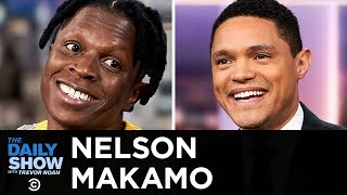 Nelson Makamo - A South African Artist Becomes a Global Phenomenon | The Daily Show