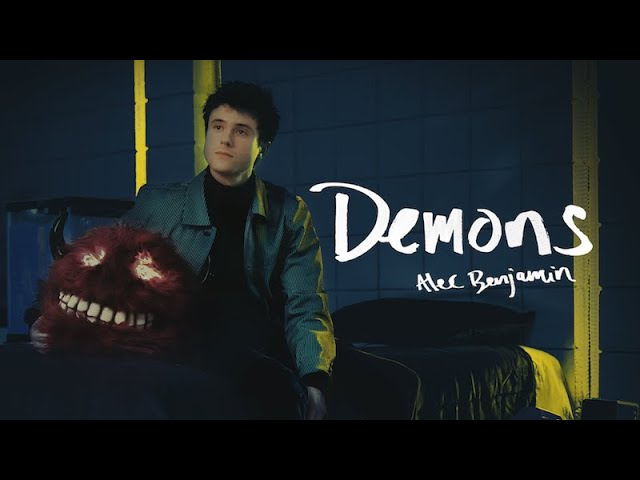 Alec Benjamin - Demons [Official Audio]