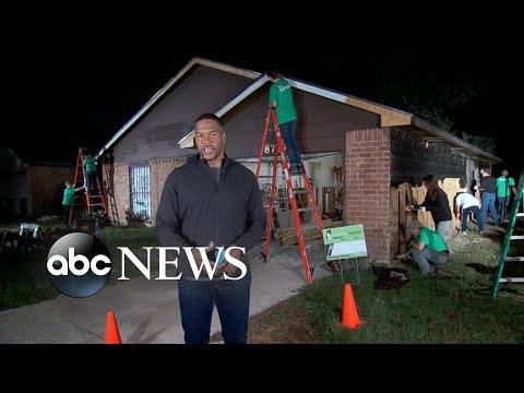 Communities rebuild after Irma, Maria and Harvey