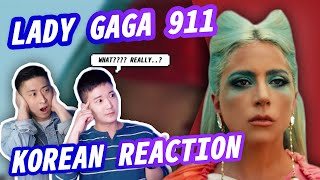 🔥(ENG) KOREAN RAPPERS react to Lady Gaga - 911 🔥