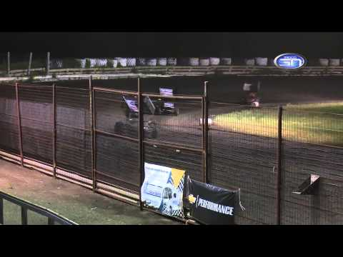 Nobles County Speedway 360 Feature
