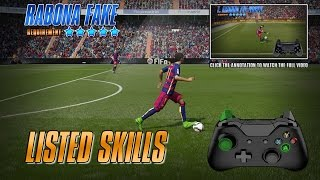 Fifa 17 / Fifa 16 Skills Tutorial [Xbox 360, Xbox One, PC]