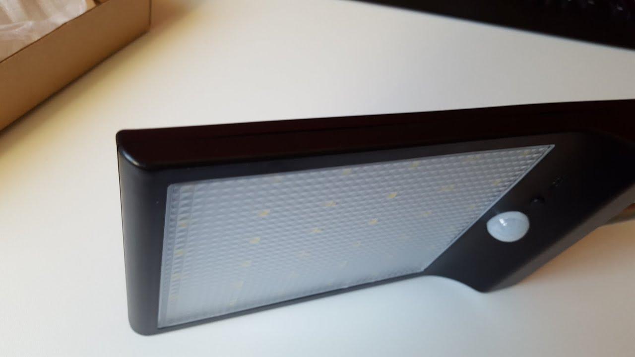 De Extérieur Test La Solaire Lampe Grandbeing wkO8PX0n