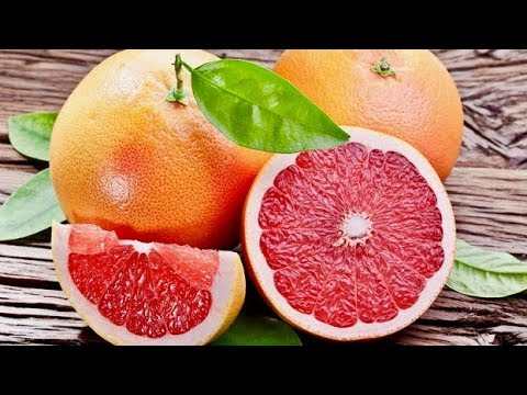Eat One Grapefruit Every Day, You WON'T BELIEVE What Happens To Your Health