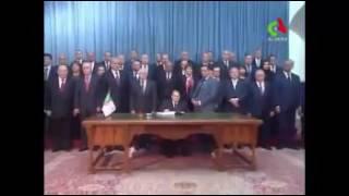 الرئيس بوتفليقة يوقع رسميا على قانون المالية 2017