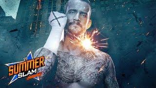 WWE SummerSlam 2015 - CM Punk Returns Promo (HD)