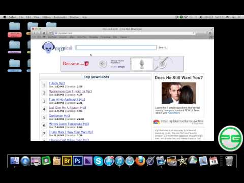 How to Download Free Mp3 Files On Your Mac Or PC 2013