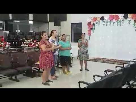 Confraternização  das irmãs  na AD Cacoal(4)