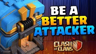 How to be a BETTER TH12 Attacker! Clash of Clans Tips and Strategy!