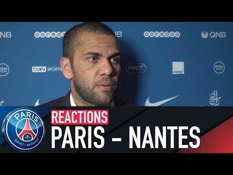 LES RÉACTIONS : PARIS SAINT-GERMAIN vs FC NANTES 4-1